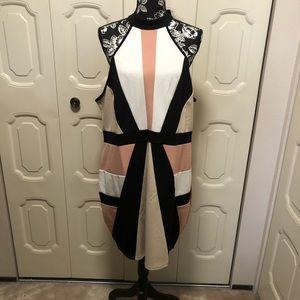 Fashion Nova dress.